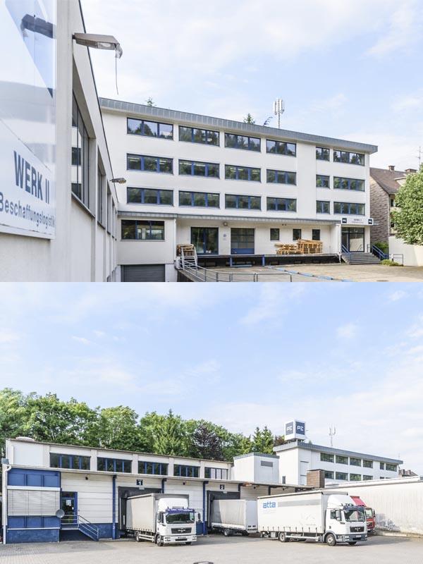 GEBA Gewerbepark <br>Ambrosius-Brand-Straße <br>in Ennepetal
