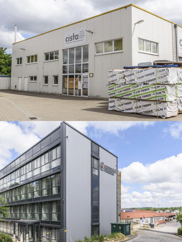 GEBA Gewerbepark <br>Fleute II<br>in Wuppertal