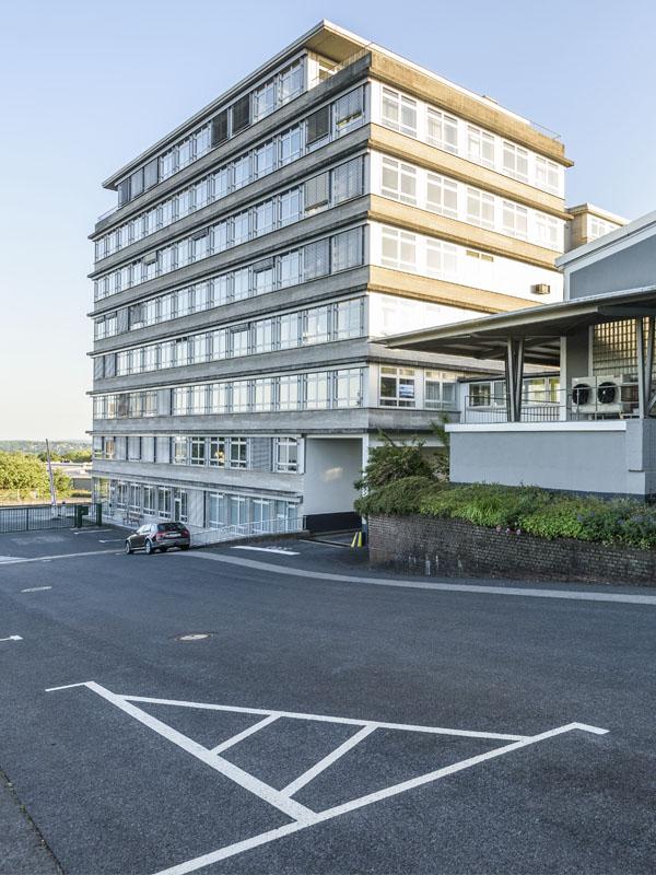 GEBA Gewerbepark <br>Hohenhagener Straße <br>in Remscheid