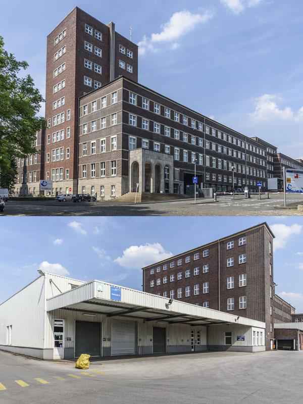GEBA Gewerbepark <br>Konsumstraße<br> in Wuppertal